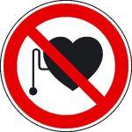 Herzerfrischend verbotsschild-verbot-fuer-personen-mit-herzschrittmacher-150x150 Behandlung von Herzrhythmusstörungen Diagnose und Therapie  Katheterablation Kardioversion ICD Herzschrittmacher Herzrhythmusstörung Defibrillator
