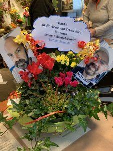 Herzerfrischend Pilger3-225x300 Herzpatient dankt Lebensrettern: Helmut Schmidt wandert von Oldenburg nach Bad Rothenfelde Allgemein